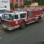 Fire truck - tanker