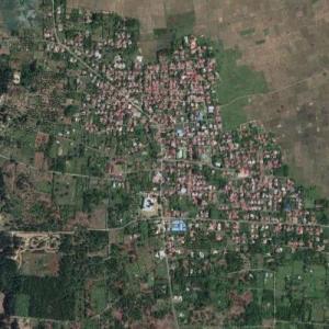 2004-12-26 - Lhok Nga, town destroyed by the tsunami (Google Maps)