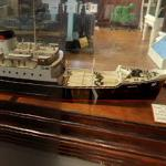 Model of the T.S.M.V. Innisfallen