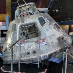 Apollo 9 command module 'Gumdrop' (StreetView)