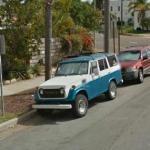 Old Land Cruiser (StreetView)