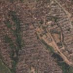 Sanischare refugee camp (Google Maps)