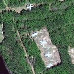 Former secret military base
