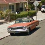 Ford Galaxie Convertible (StreetView)