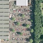 Another flea market in Bremen (Google Maps)