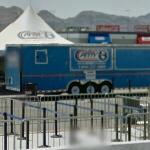 Richard Petty Driving Experience trailer