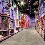 Diagon Alley at Warner Bros. Studio Tour London
