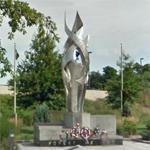 """""""Eternal Flame War Memorial"""" by Bruce Niemi (StreetView)"""