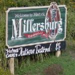 Welcome to Historic Millersburg (StreetView)