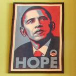 Barack Obama by Shepard Fairey (StreetView)