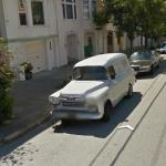 Chevy Delivery Truck (vintage) (StreetView)