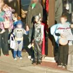 Trick-or-Treaters (StreetView)