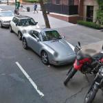 Porsche In New York City (StreetView)
