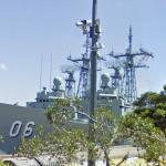 HMAS Newcastle (FFG 06) and HMAS Melbourne (FFG 05)