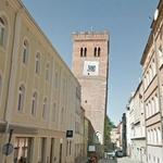 The Leaning Tower in Zabkowice Slaskie (StreetView)