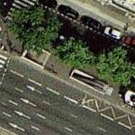 Paris Metro Station - Les Sablons (Google Maps)
