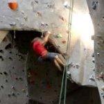Man climbing (StreetView)