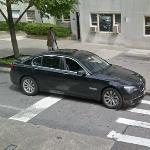 BMW 750Li (StreetView)