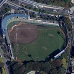 Edogawa Municipal Baseball Stadium (Google Maps)