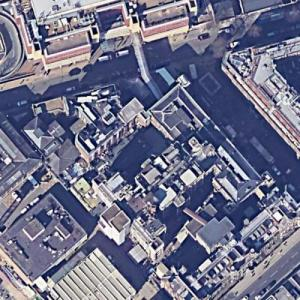Lindo Wing of St. Mary's Hospital (Royal Birthing Wing) (Google Maps)
