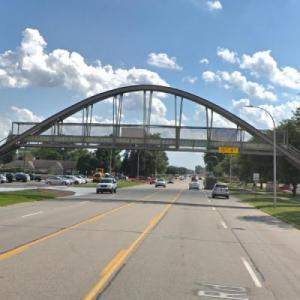 Pedestrian Bridge (StreetView)