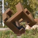 '9 x 9 x 9' by Harold L. Pastorius (StreetView)
