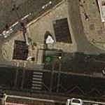 Paris Metro Station - Boulainvilliers La Muette (RER) (Google Maps)