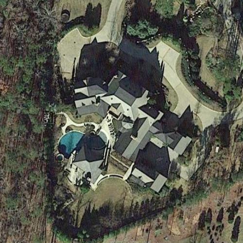 Fine Tim Hudsons House In Auburn Al Google Maps 2 Download Free Architecture Designs Rallybritishbridgeorg