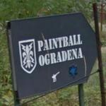 Paintball sign (StreetView)