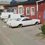Ford Galaxie In Sweden (StreetView)