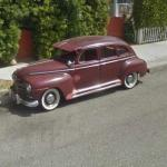 Gangster Car (StreetView)