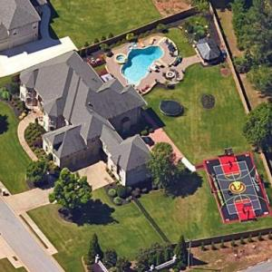Dominique Wilkins' House (Google Maps)