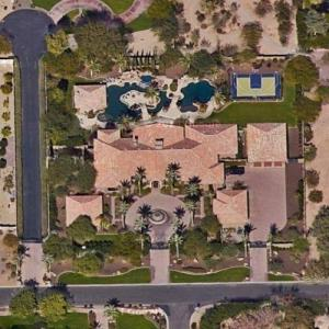 Larry Fitzgerald's House (former) (Google Maps)