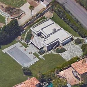 Shaun White's House (Google Maps)