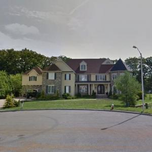 Logan Mankins' House (StreetView)