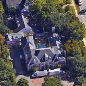 Charlie Thomas' House (Google Maps)