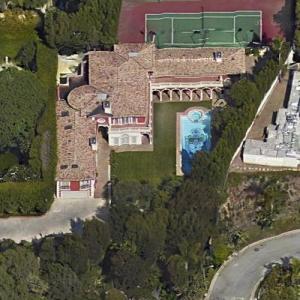 Leonardo Berezovsky's House (Google Maps)