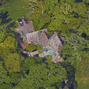 Bill Haslam's House (Google Maps)