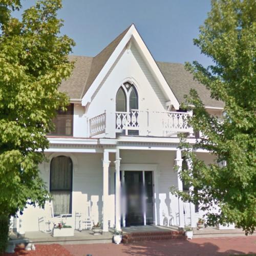 Amelia Earhart's House (Former) (StreetView)