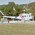 Cal Fire Helicopter