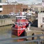 Fireboat Edward M. Cotter (StreetView)