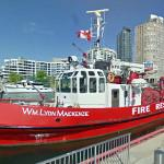 Fireboat William Lyon Mackenzie