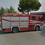 Fire truck (StreetView)