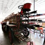 Old-Time Ladder Truck (StreetView)