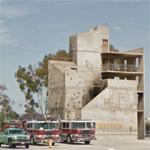 North Net Fire Training Center (StreetView)