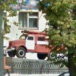 GAZ-63 PMG-19 fire truck