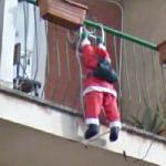 Santa Claus (StreetView)