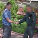 Handshake (StreetView)
