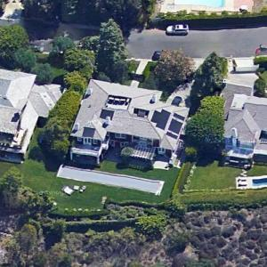 Ben Silverman's House (Google Maps)