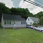 Plane crashes into homes (8-9-13) (StreetView)